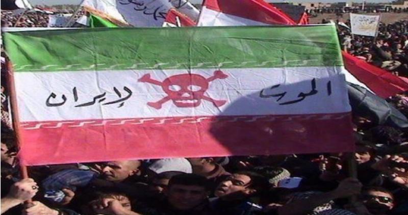 أربعين سنة عجاف دمرت فيها ايران خميني العراق تدميرا!