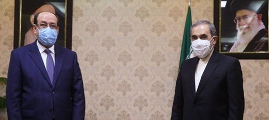 """ولايتي:المالكي قائد""""عظيم"""" وعلاقتنا مع العراق تمتد إلى 4000 سنة!!"""