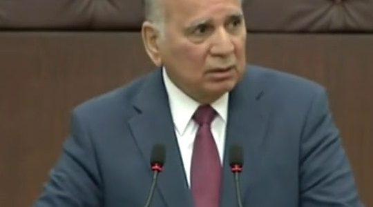 حسين:استهداف البعثات الدبلوماسية عملا إرهابيا