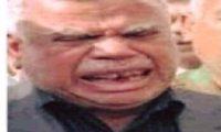 """الشابندر:العامري  """"عينه على أمانة بغداد""""وليس الحج والعمرة"""