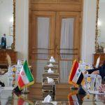"""الخارجية تُبشر العراقيين بأن زيارة وزيرها لإيران كانت """"جيدة""""!"""
