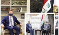 سفيرّي أمريكا وبريطانيا يؤكدان على استمرار التعاون مع العراق ومواصلة دعمه