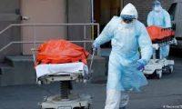ارتفاع عدد الوفيات في أمريكا عام 2020 إلى 2.2 مليون بسبب كورونا