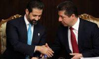 برلمان كردستان يعتزم استضافة مسرور وقوباد حول فساد منافذ الإقليم