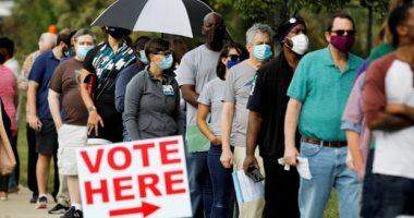 أكثر من 56 مليون أمريكي صوتوا مبكراً في انتخابات الرئاسة
