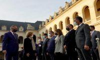 مكتب الكاظمي يكشف عن جدول زيارته إلى باريس