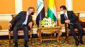 """حزب الدعوة:العلاقة بين حزب بارزاني والكاظمي""""تقلقنا"""""""