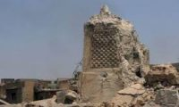"""وزارة الثقافة:اليونسكو قطعت شوطا كبيرا في إعادة بناء منارة """"الحدباء"""""""
