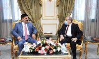 العراق ومصر يؤكدان على تعزيز الشراكة الإستراتيجية في مجال الإنتاج الحربي