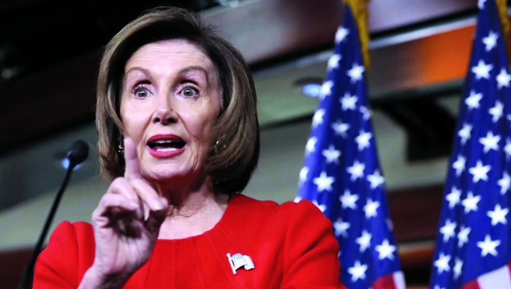 إعادة انتخاب بيلوسي رئيسة لمجلس النواب الأمريكي