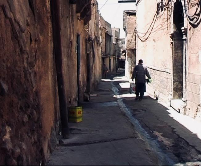 مقهى أبو زناد في محلة الشيخ علي
