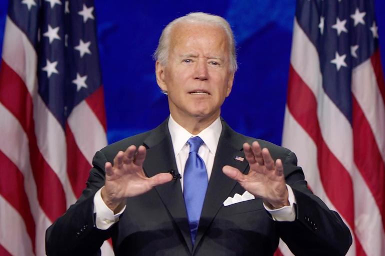 """بايدن """"يتعهد"""" بالعمل مع حلفاء أمريكا في سياسته الخارجية"""