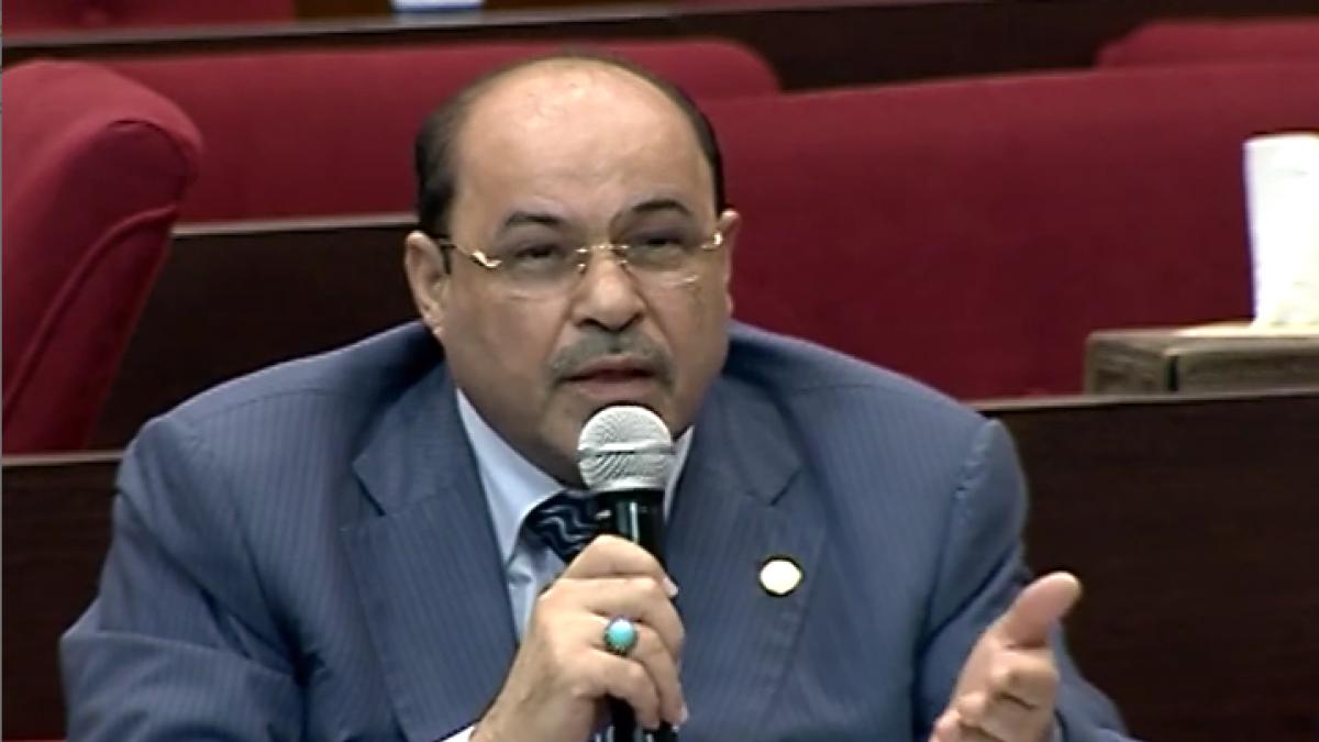 نائب:هناك اعتراض نيابي على مشروع قانون الجرائم  الإلكترونية