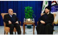 الحكيم يبشر أبن بلده مسجدي بتعزيز النفوذ الإيراني في العراق