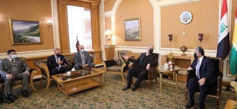 الأسدي:التعاون الأمني يجب أن يمتد الى محافظات الإقليم