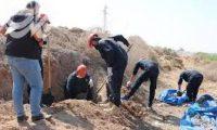 مسؤول محلي:مقبرة الإسحاقي تضم رفات المعدومين من قبل ميليشيا الحشد الشعبي