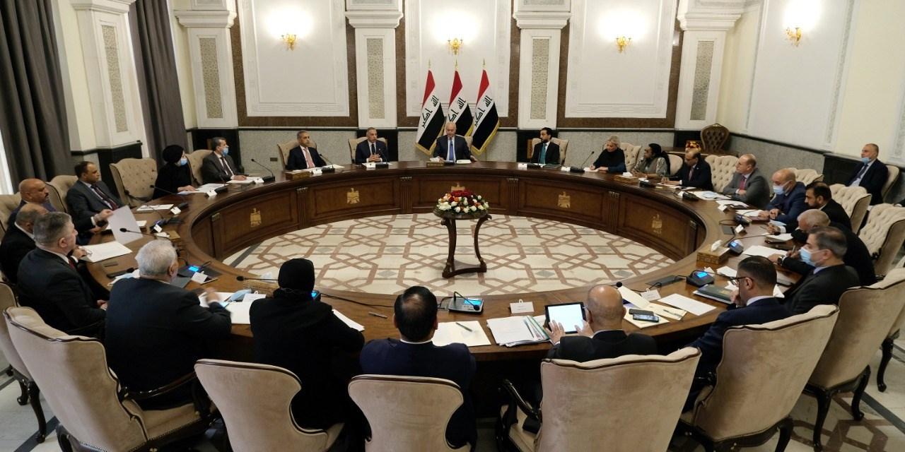 اجتماع غير موّفق للرئاسات الأربعة