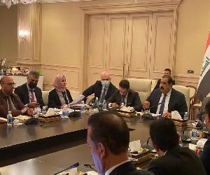 الوفد الكردي يواصل اجتماعاته مع القوى السياسية واللجنة المالية لتمرير حصته في الموازنة
