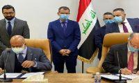 العراق والبنك الدولي والاتحاد الأوروبي يوقعون على إتفاقية تعزيز المساءلة والرقابة المالية
