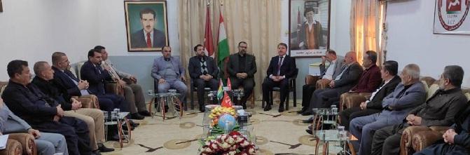 الأحزاب الكردية في كركوك عدا حزب بارزاني تدخل في قائمة انتخابية واحدة