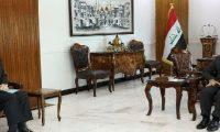 زيدان لتولر:عليكم تسليم المناهضين للمشروع الإيراني المتواجدين على أراضيكم!!
