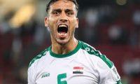 """اللاعب العراقي """"علي عدنان"""" ضمن منافسة أفضل لاعب محترف خارج القارة الآسيوية"""