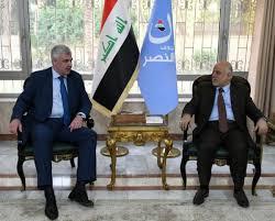 العبادي وماكسيموف يؤكدان على تعزيز التعاون بين العراق وروسيا
