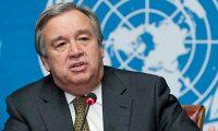 الأمين العام للأمم المتحدة يدين أختطاف 300 فتاة في نيجيريا