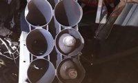 بالصور ..العثور على منصة الصواريخ التي استهدفت أربيل