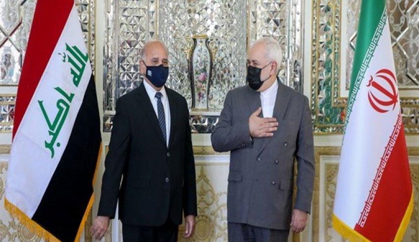 العراق وإيران يبحثان العلاقة بين البلدين