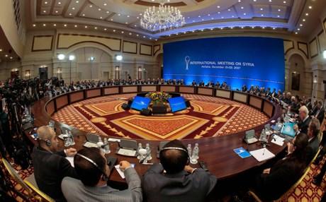 البيان الختامي لمؤتمر (استانا 15) يرفض فرض حقائق جديدة في الملف السوري