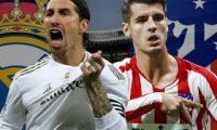 تشكيلة ريال مدريد في مباراته أمام أتلتيكو  مساء اليوم
