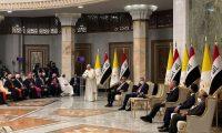 فساد قادة البلاد على لسان بابا الفاتيكان !