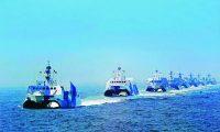 تقرير أمريكي:الصين أكبر قوة بحرية في العالم