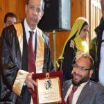حكاية بائع مصري من أمي إلى شهادة الدكتوراه