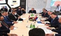 العراق وروسيا يبحثان تعزيز العلاقات الثنائية بين البلدين