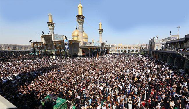 العراق يفقد السيطرة على مكافحة فيروس كورونا بسبب الزيارات الشيعية الكثيرة