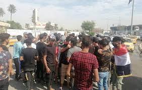 مصادر:صدامات بين المتظاهرين والقوات الأمنية في محافظتي المثنى والديوانية