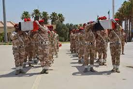 العراق وإيران يتبادلان رفات 68 جنديا فقدوا خلال حرب الثمانينات
