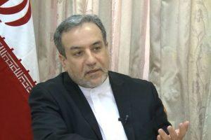 عراقجي:أمريكا تتجه لرفع العقوبات عن إيران