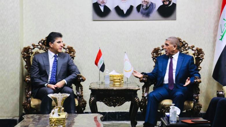 التيار الصدري:نيجيرفان طالب إعفاء الإقليم من إرسال إيرادات المنافذ والنفط!!