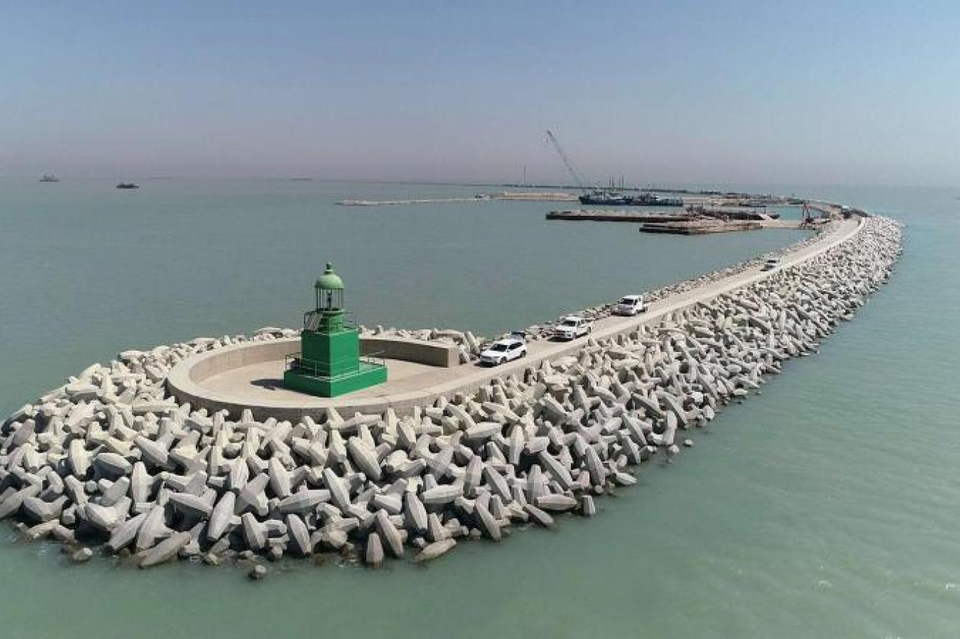 شركة الموانىء العراقية :بناء ميناء الفاو في عهدة دايو الكورية