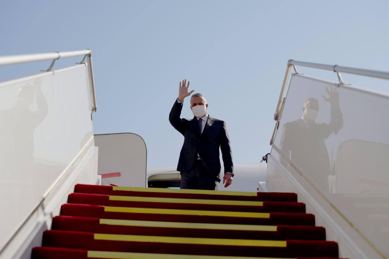 الكاظمي يتوجه إلى الإمارات
