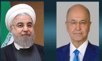 الاحتلال..روحاني لصالح:اقتصاد العراق جزء من الاقتصاد الإيراني !!