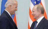 بايدن يبحث مع بوتين سبل الاستقرار في العلاقات بين البلدين