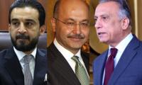 """نائب:الانتخابات القادمة """"ستودع"""" صالح والكاظمي والحلبوسي"""