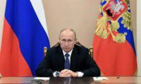 بوتين: لاسلام دائم بالمنطقة دون حل الصراع الإسرائيلي الفلسطيني