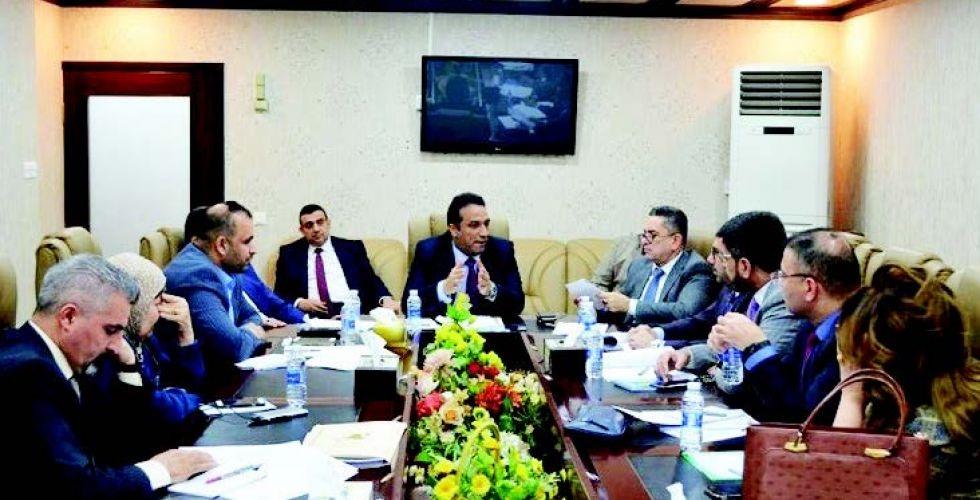 المالية النيابية تطالب حكومة الكاظمي الإلتزام بقانون الموازنة خاصة في حصة الإقليم