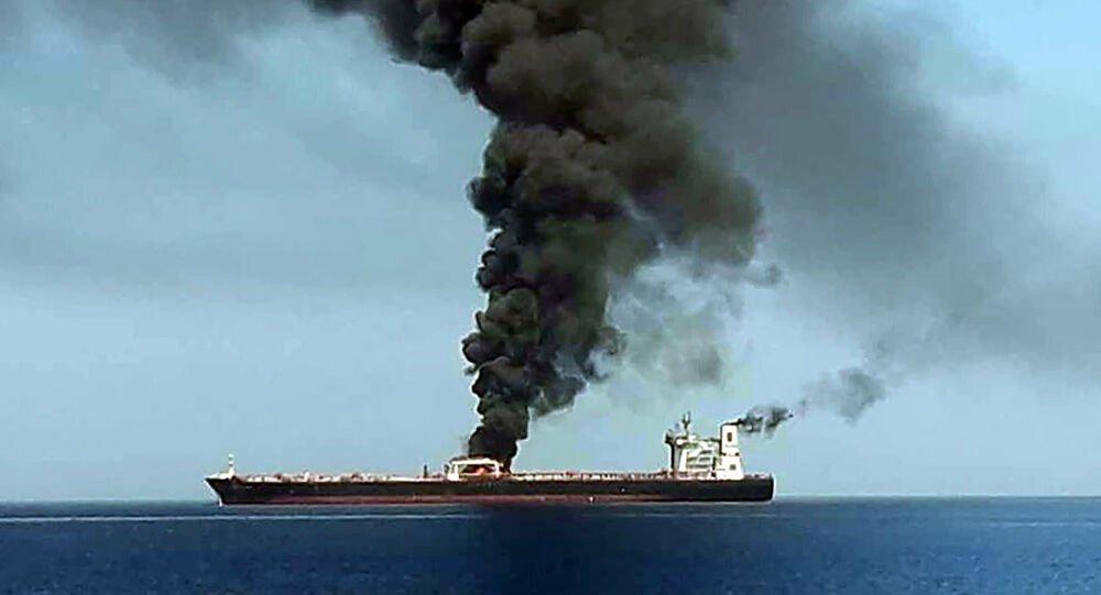 قناة إيرانية: الحرس الثوري من استهدف السفينة الإسرائيلىة في بحر العرب