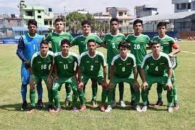 العراق يشارك في بطولة اتحاد غرب آسيا الثامنة لمنتخبات الناشئين في السعودية